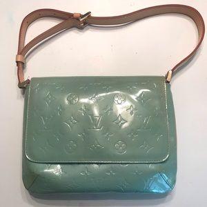 Louis Vuitton Thompson Blue Vernis